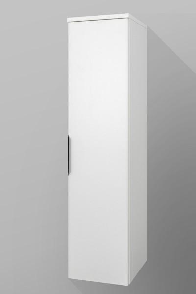 Badezimmer Midi-Schrank, 1 Tür, Seitenschrank H/B/T [128,1/30/37 cm]