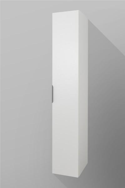 Badezimmer Hochschrank, 1 Tür, Seitenschrank H/B/T [180/40/37 cm]