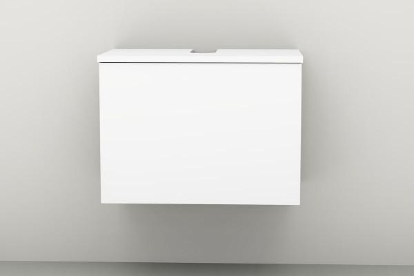 Universal-Waschbeckenunterschrank 80 cm 1 Auszug
